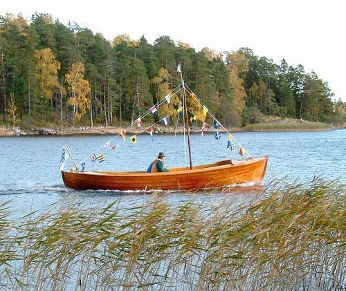 Hammarsbåten, Nils Gustafsson