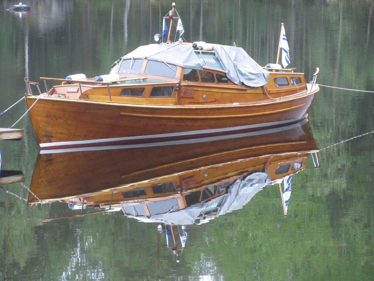 Anli, Retkivene, meriläinen