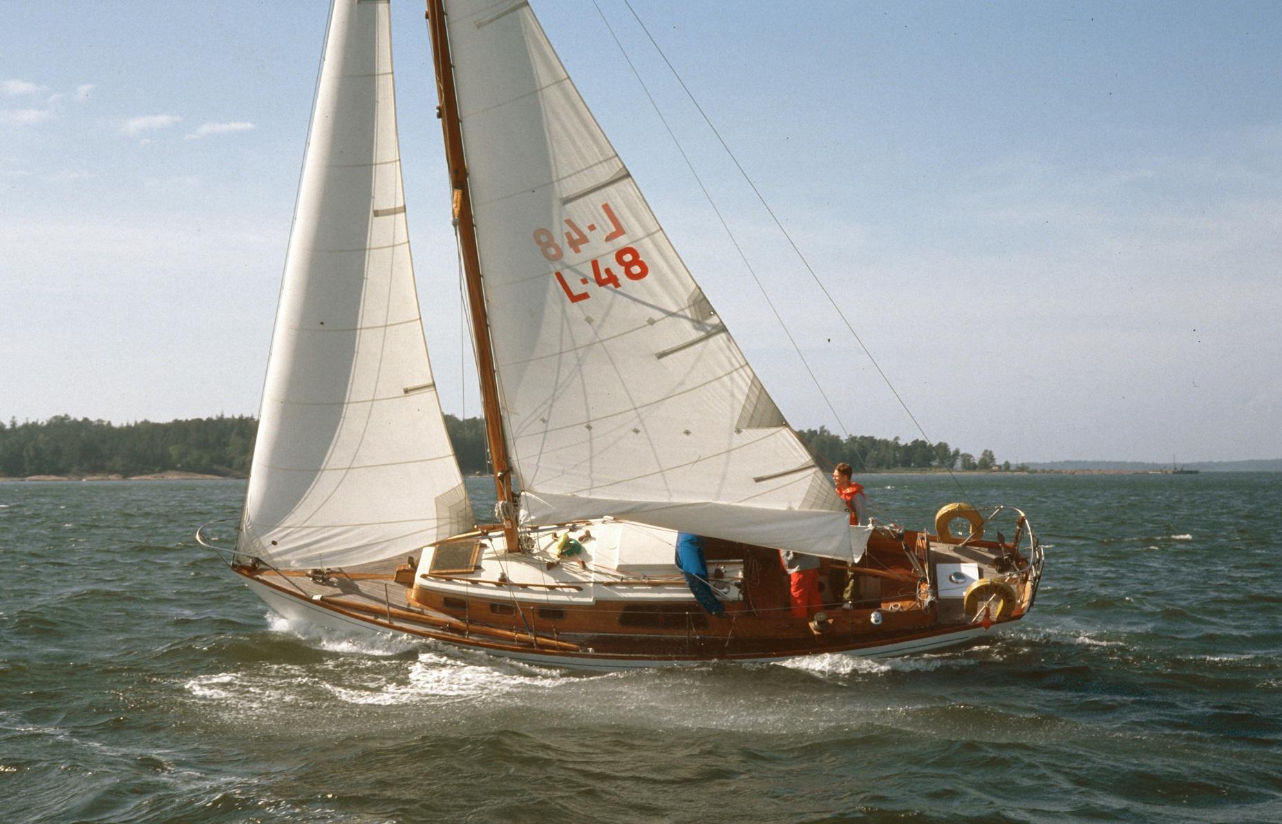 Havsörn I Fortuna L-48