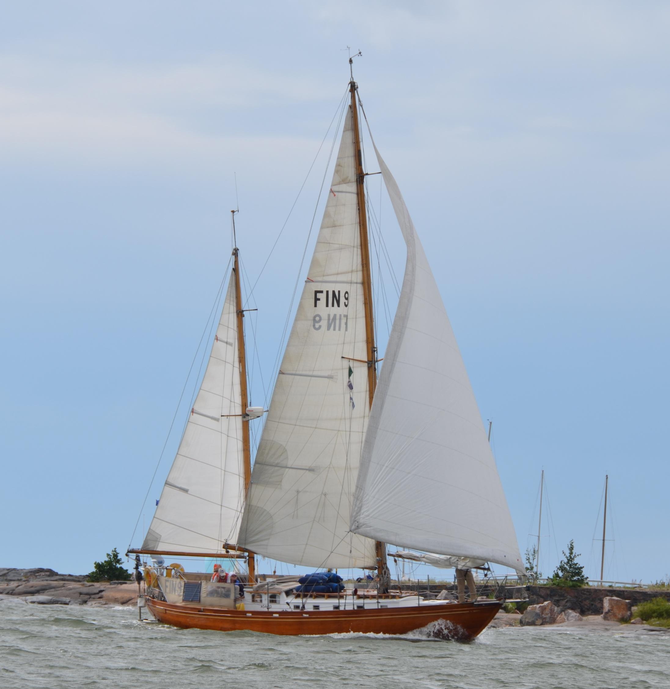 Havskryssare Vesterviking FIN 9, KR L-9