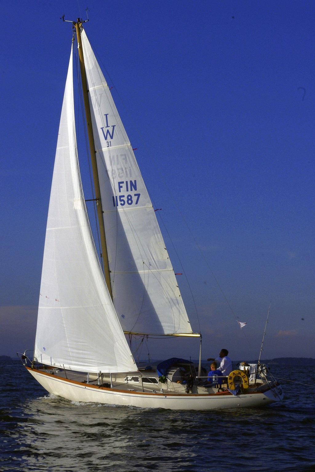 IW 31 Amanda FIN 11587