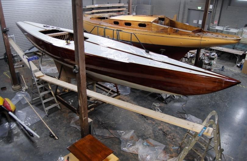 Int 5.5m Skylark L-6, S-45