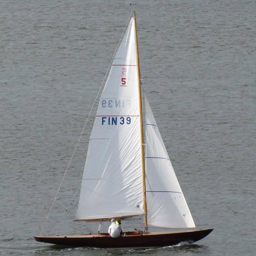 Int 5m Seabird S-60, FIN-39