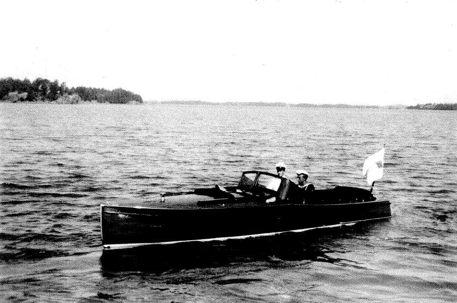 Kultaranta, Andrée & Rosenqvist