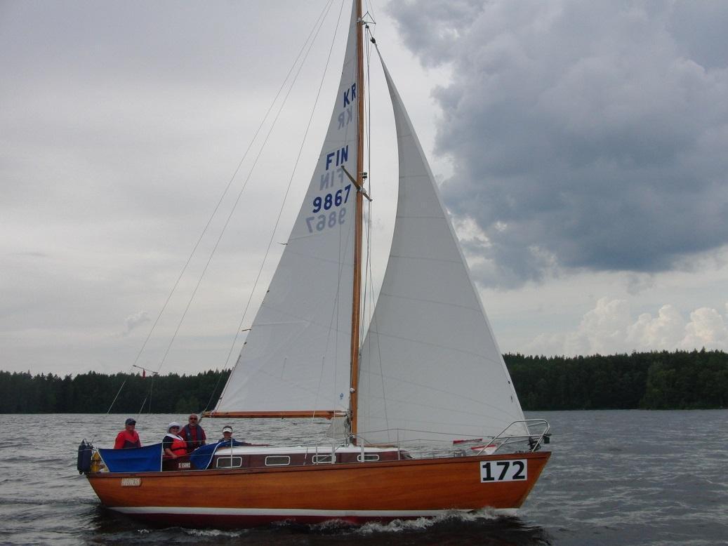 Laurin Havskryssare Habanera FIN-9867