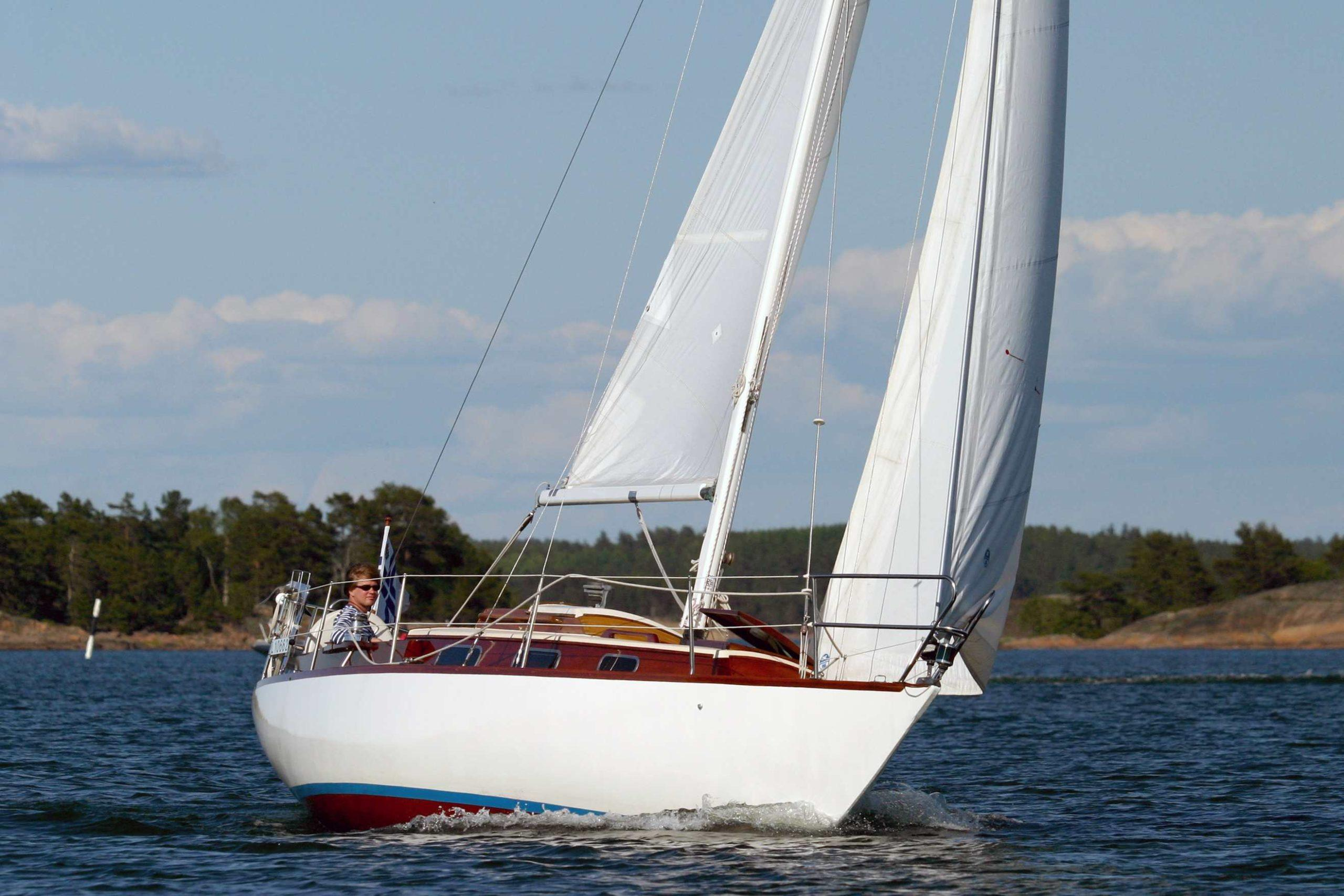 One Off (RORC avomerivene, 0,5 ton) Finngirl OR L-104