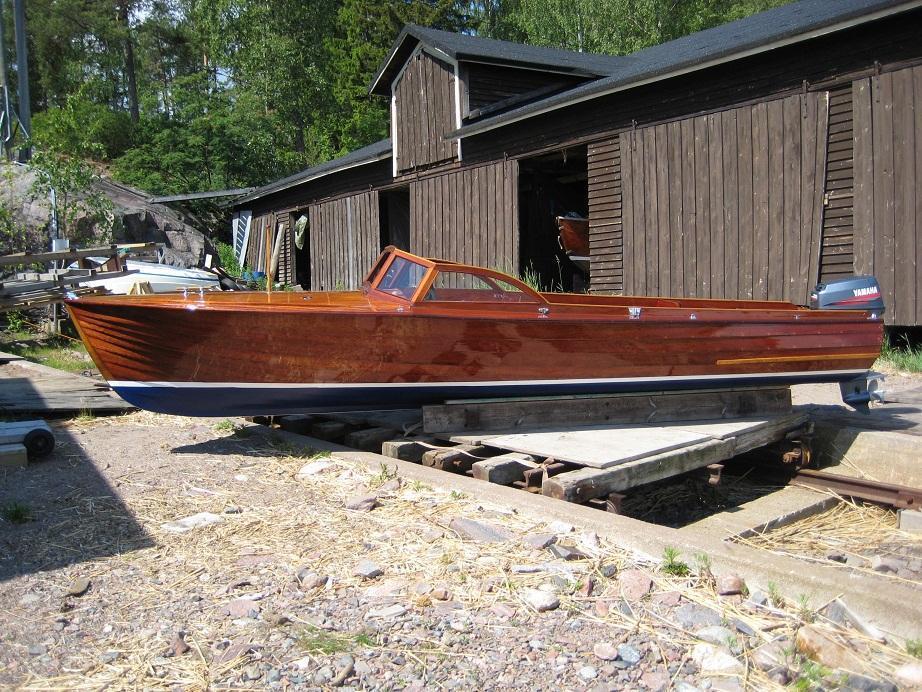 Penta vene, Åbo Båtwarf